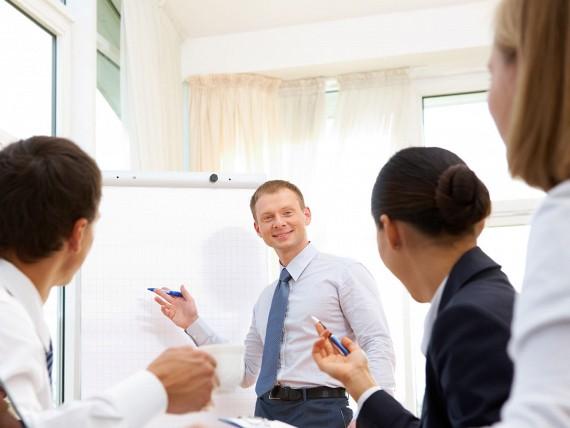 Bedrijfsscans en advies